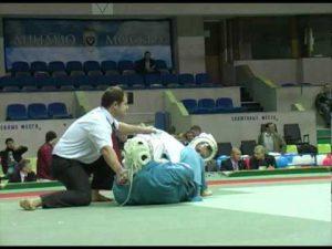1 бой Игоря Чивирева на чемпионате России 2010 по кудо