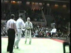 Международный турнир по кудо 2001 г.
