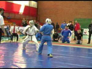 Финальный бой Константина Гетманского в Ярославле 2009