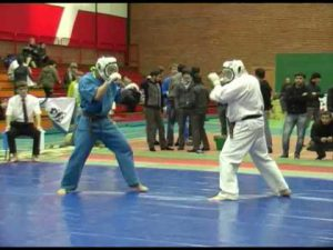 Финальный бой Игоря Чивирева в Ярославле 2009.