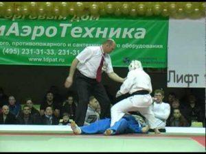 Нарезка боев чемпионата России по кудо — 2010
