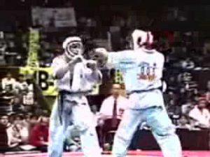 ЧМ по кудо-2001. Второй бой