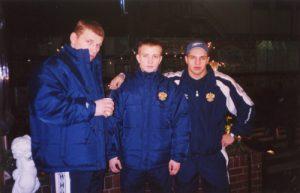 Чемпионат мира по Дайдо-джуку кудо — 2001