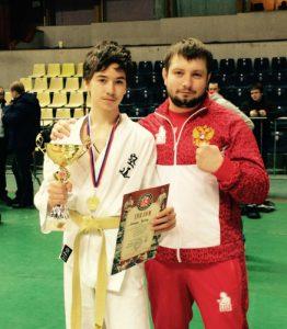 Детский чемпионат Москвы-2015