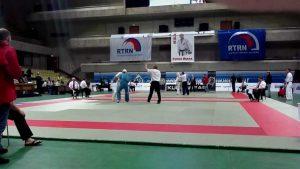 Финальный бой А. Пылева на Кубке Ивана