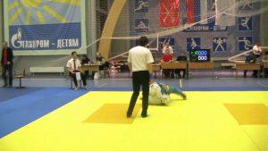 Второй бой Артемия Канцура в Санкт-Петербурге