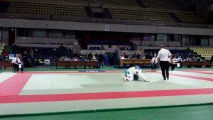 Второй бой А. Пылева на Кубке Ивана